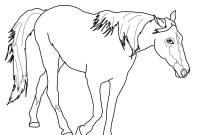Horse Coloring Pages - Realistic Rider the Rearing Horse Coloring Pages Nazly