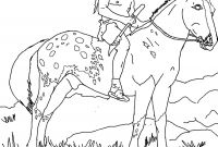 Horse Coloring Pages - Spirit Horse Coloring Pages Printable Seomybrand