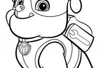 Paw Patrol Coloring Pages - Coloring Sheets Paw Patrol