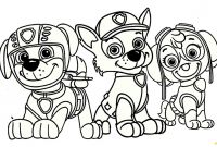 Paw Patrol Coloring Pages - Free Paw Patrol Coloring Pages Happiness is Homemade for Free Paw