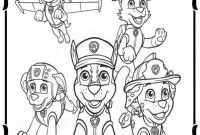 Paw Patrol Coloring Pages - Free Paw Patrol Coloring Pages Paw Patrol Coloring Pages Badges Page