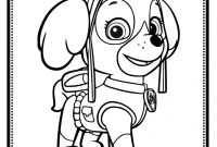 Paw Patrol Coloring Pages - Paw Patrol Coloring Pages
