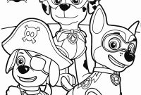 Paw Patrol Coloring Pages - Paw Patrol Coloring Pages Awesome Chase Drawing at with Free