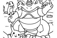 Pokemon Coloring Pages - Fresh Pokemon Coloring Pages Free Line Collection