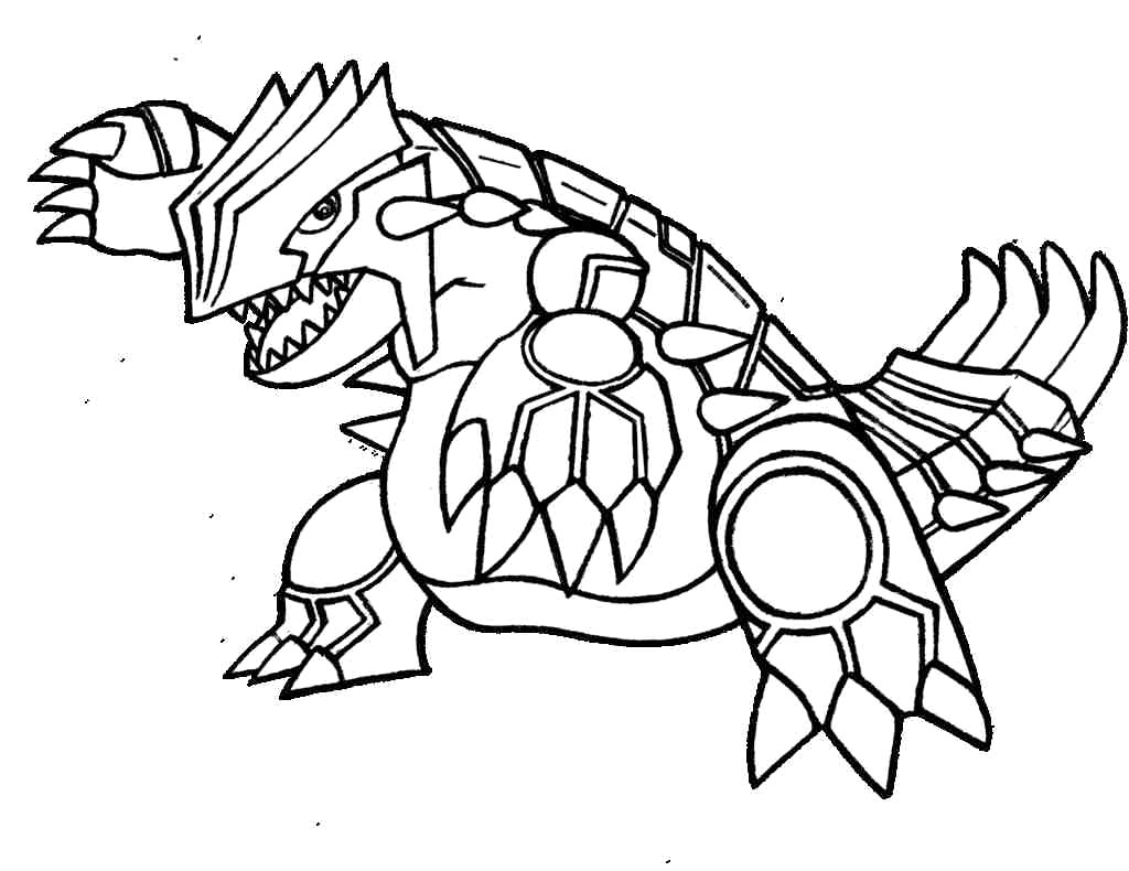 Pokemon Coloring Pages to Print 1k - Save it to your computer