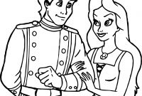 Princess Coloring Pages - Best Prince and Princess Coloring Pages Gallery