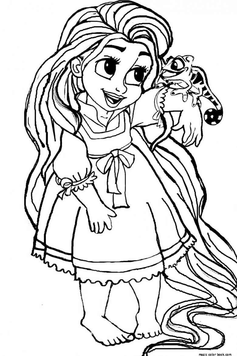 Princess Coloring Pages Collection | Free Coloring Sheets