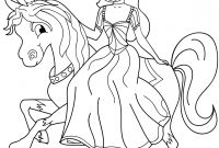 Princess Coloring Pages - Princess Coloring Pages
