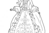 Princess Coloring Pages - Princess Printable Ukranochi
