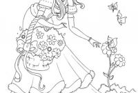 Princess Coloring Pages - Print & Download Princess Coloring Pages Support the Child S Activity