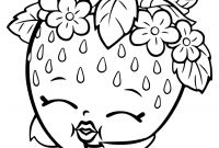 Shopkins Coloring Pages - 16 Unique and Rare Shopkins Coloring Pages