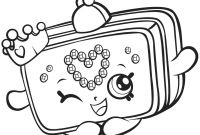 Shopkins Coloring Pages - Print Shopkins Coloring Pages Download 7 with to