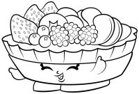 Shopkins Coloring Pages - Shopkin Coloring Pages Season 6 Nazly