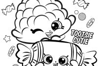 Shopkins Coloring Pages - Shopkins Coloring Pages Season 4 Nazly
