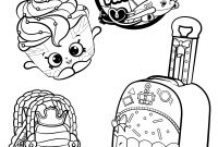 Shopkins Coloring Pages - Shopkins Coloring Pages Season 8 Collection