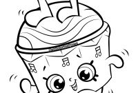 Shopkins Coloring Pages - Shopkins Season 6 Coloring Pages