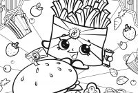 Shopkins Coloring Pages - Www Shopkins Coloring Pages at Getcolorings