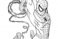 Spiderman Coloring Pages - 20 Beautiful Lego Spiderman Coloring Pages Avaboard