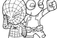 Spiderman Coloring Pages - 28 Collection Of Cute Spiderman Coloring Pages