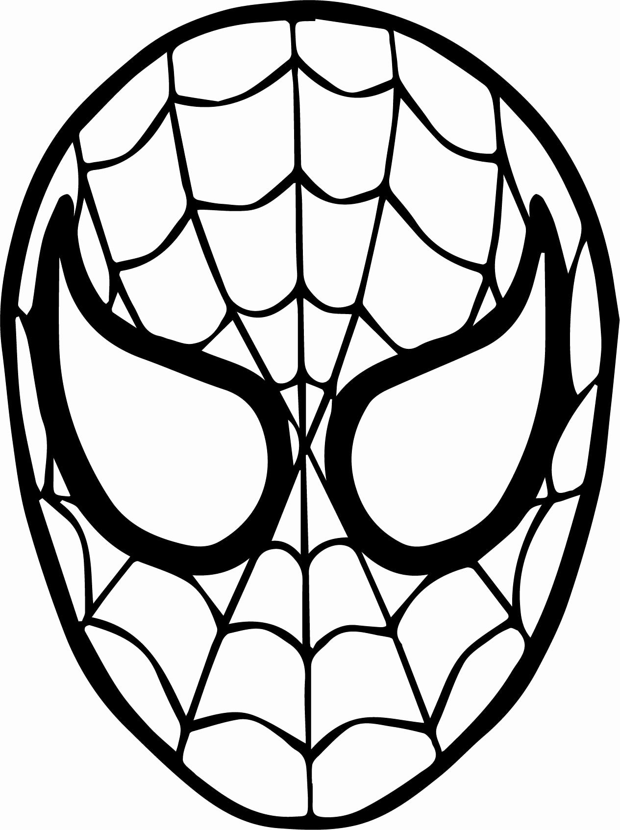 Spiderman Coloring Pages Download | Free Coloring Sheets
