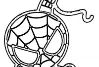 Spiderman Coloring Pages - Baby Spiderman Coloring Pages at Getcolorings