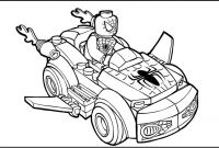 Spiderman Coloring Pages - Lego Spiderman Colo Awesome Lego Spiderman Coloring Pages