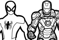 Spiderman Coloring Pages - Spiderman Coloring Page Book and Spider Man Pages Mofassel