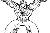 Spiderman Coloring Pages - Spiderman Coloring Page & Coloring Book