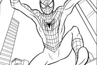 Spiderman Coloring Pages - Spiderman Coloring Pages Spiderman Coloring Pages Coloring Pages