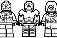 Spiderman Coloring Pages - Spiderman Lego Coloring Pages Print Coloring