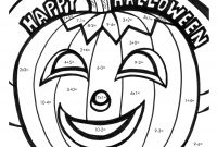 1st Grade Coloring Pages - Halloween Coloring Pages for 1st Grade