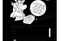 911 Printable Coloring Pages - 911 Phone Coloring Page