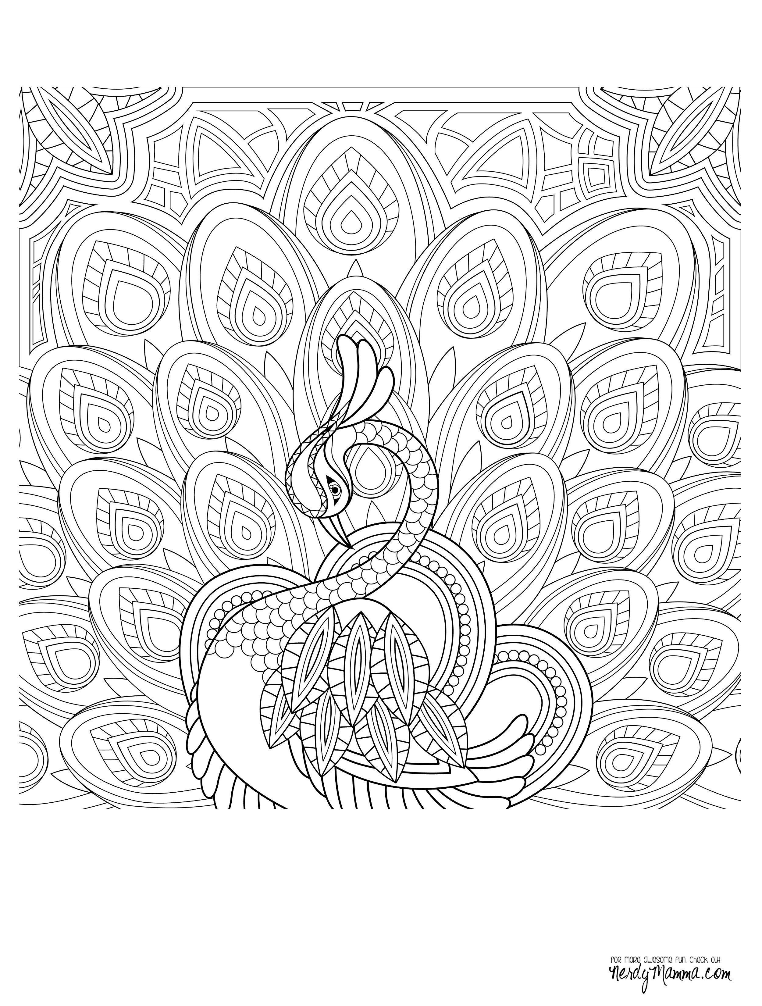A to Z Coloring Pages  to Print 17c - Free For Children
