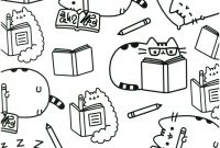 A to Z Coloring Pages - Coloring Pages Cats Pusheen Cat Coloring Pages New Picture Coloring
