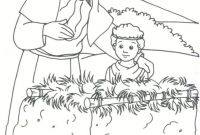 Abraham and Sarah Coloring Pages - Abraham