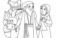 Abraham and Sarah Coloring Pages - Elegant Abraham Sarah and isaac Coloring Pages
