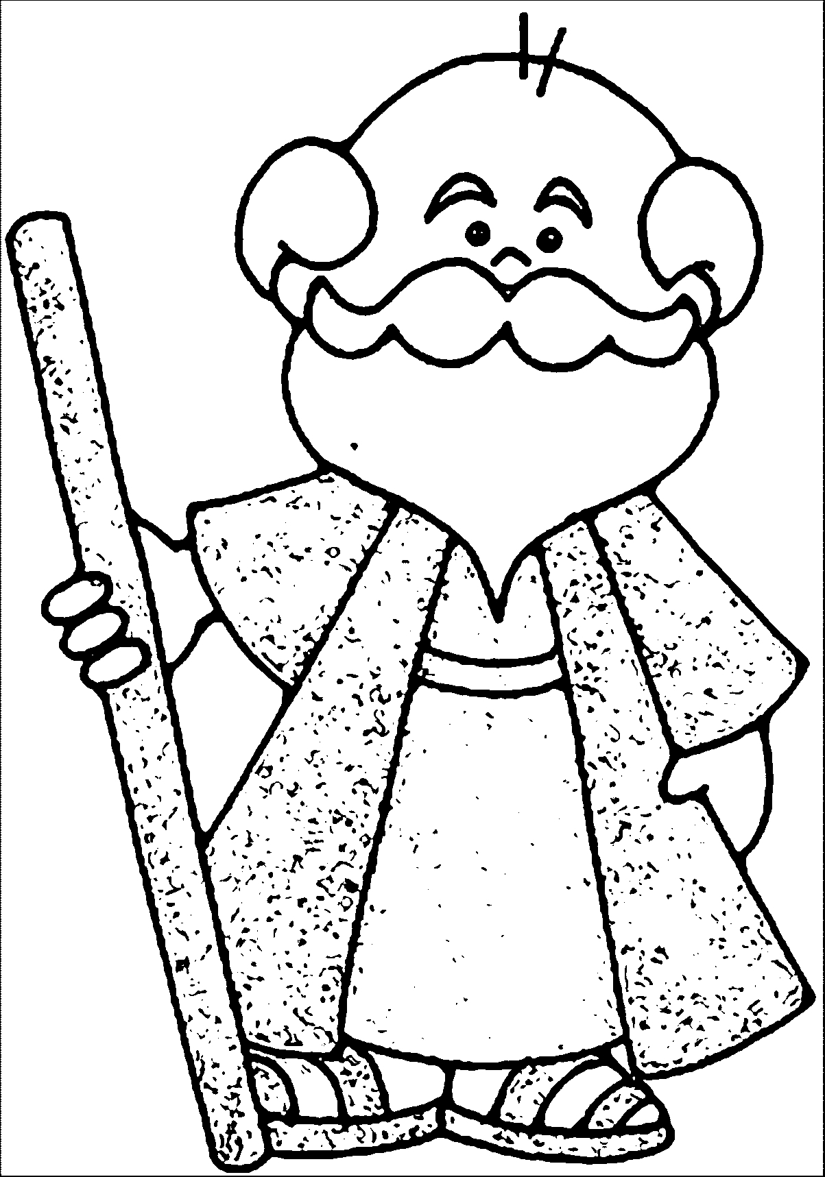 Abraham and Sarah Coloring Pages Collection | Free ...