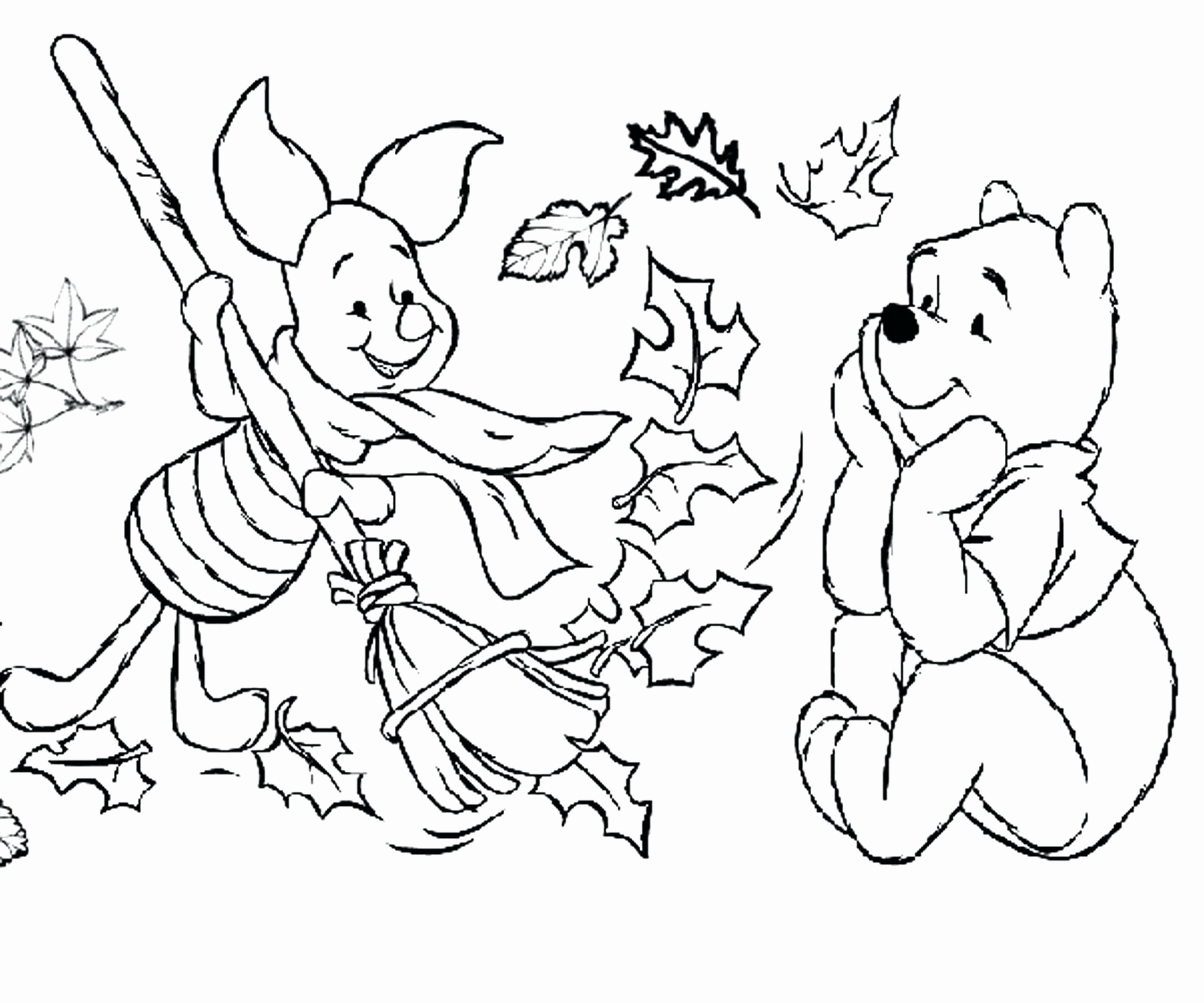 Acorn Coloring Pages  Printable 7c - Free For Children