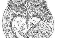 Advanced Animal Coloring Pages - Animal Mandala Coloring Pages to and Print for Free