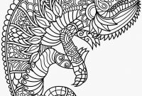 Advanced Animal Coloring Pages - Coloriage De Fee Mandala Animal Coloring Pages Elegant Best Od