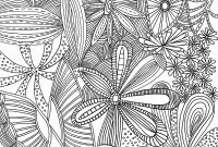 Advanced Coloring Pages Flowers - Advanced Coloring Pages Beautiful Printable Advanced Coloring Pages