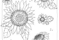 Advanced Coloring Pages Flowers - Awesome Flower Coloring Book Pages Printable – Fun Time