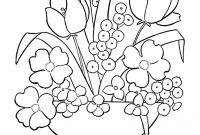 Advanced Coloring Pages Flowers - Difficult Coloring Pages for Adults Advanced Coloring – Fun Time