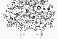 Advanced Coloring Pages Flowers - Flower Coloring Book Awesome 24 Best Advanced Coloring Pages