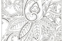 Advanced Coloring Pages Flowers - Flower Coloring Pages for Kids to Print 30 Lovely Printable Advanced