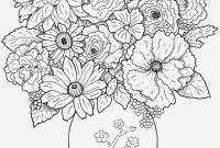 Advanced Coloring Pages Flowers - Free Printable Plex Coloring Pages