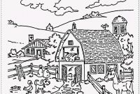 Agriculture Coloring Pages - Marcadores Coloring Pages
