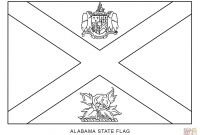 Alabama Coloring Pages Printable - Alabama Coloring Pages