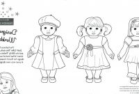 American Girl Dolls Coloring Pages - American Girl Free Printables Elegant Free Printable American Girl