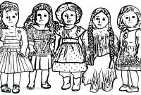 American Girl Dolls Coloring Pages - Fresh Free Coloring Pages for Girls to Print Bratz